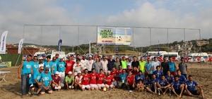 Plaj Futbol Ligi Kocaeli şampiyonu belli oldu