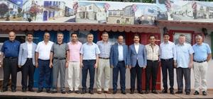 Başkan Toltar, muhtarlar ile bir araya geldi