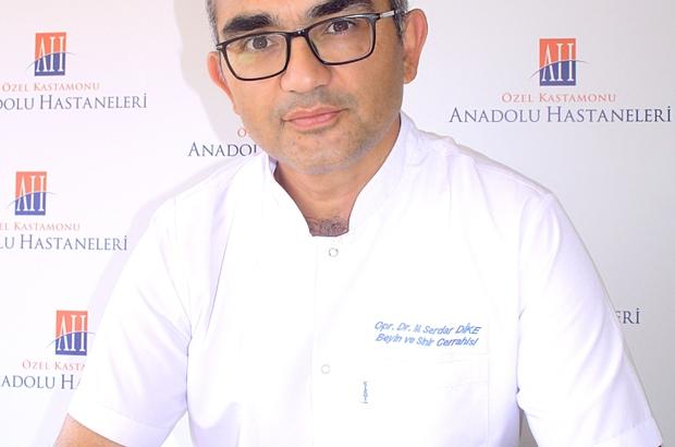 Beyin ve Sinir Cerrahı uzmanı Dr. Dike, Anadolu Hastanesinde hasta kabulüne başladı