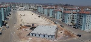 Mavikent'te yeni bir cami ve sosyal tesis yapılıyor