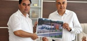 Köşk Belediye Kültür Merkezi projesine start verildi
