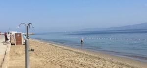 Plajlarda yaz bakımı
