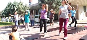 Odunpazarı'nda pilates, step aerobik kayıtları başlıyor