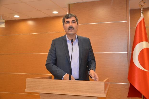 Muş'ta altyapı bilgilendirme toplantısı