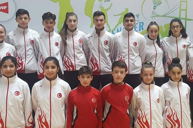 Milli Badmintoncular turnuvalara katılacaklar