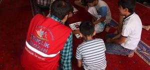 Erzincan Gençlik Merkezinde yaz programları devam ediyor