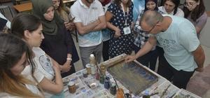 KMÜ'de yabancı uyruklu öğrencilere yönelik kültürel faaliyetler devam ediyor