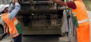 Gürpınar'da temizlik seferberliği