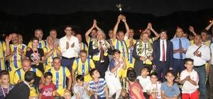 Bitlis'te futbol turnuvası