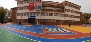 Çankaya'daki okullarda tadilat başladı