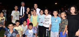 Halk konserine Çamlıca'dan yoğun katılım