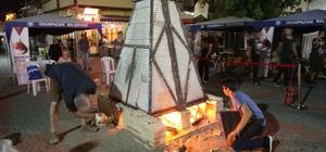 'Şehrin Ateşi' 17 Ağustos'ta yanacak