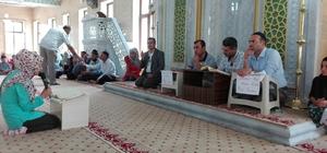 Bulanık'ta 'Camiler Arası Dini Bilgiler ve Kur'an-ı Kerim' yarışması