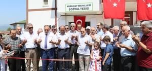 Bolu Belediyesi'nden yeni bir sosyal tesis