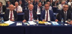 Başkan Özakcan, Ankara'daki toplantıya katıldı