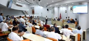Büyükşehir Meclis toplantısı başladı