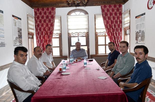 Bakanlık onayından sonra Belediye KUDEB kuruldu