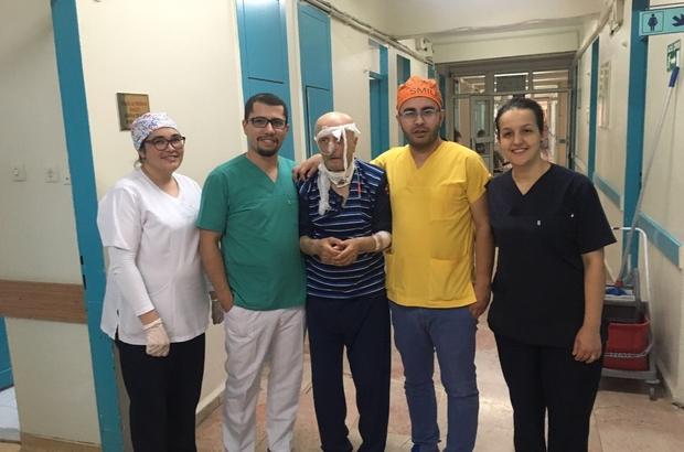 Lüleburgaz Devlet Hastanesi'nde başarılı ameliyat