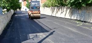 Battalgazi'de sıcak asfalt çalışmaları sürüyor