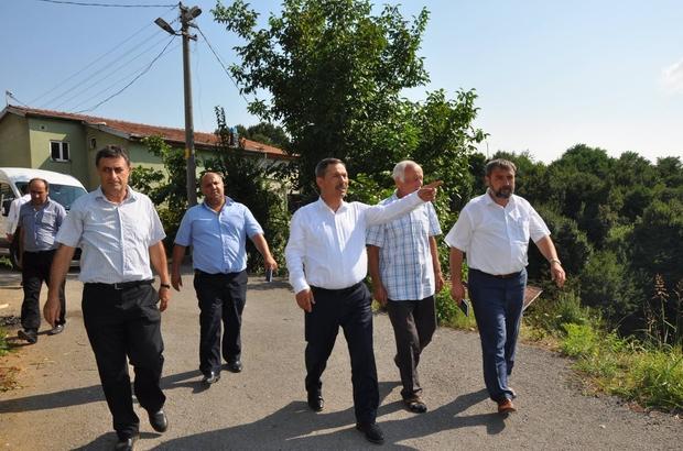 Başkan Uysal her mahalleye dokunuyor