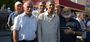 Kırıkkaleliler hacı adaylarını uğurladı