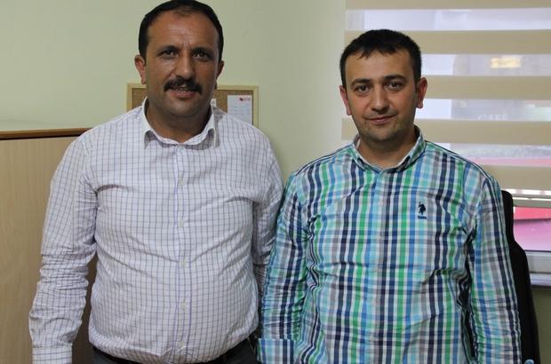 BBP Sivas İl Başkanı Bulut'tan, İHA Sivas Bölge Müdürlüğü'ne ziyaret