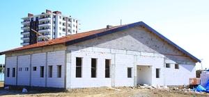 Karaman Belediyesinin Spor ve Kültür Merkezleri çalışmaları sürüyor