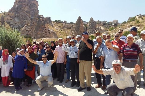 Kültür gezilerinden 26 bin kişi yararlandı