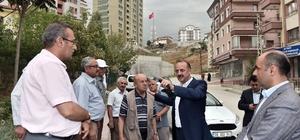 Başkanı Akgül vatandaşları kentsel dönüşüm hakkında bilgilendirdi