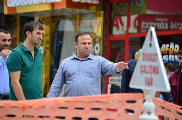 """Başkan Yıldırım: """"Meydan Erbaa Projesi 25 Ağustos'ta tamamlanacak"""""""
