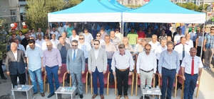 Torbalı'da 3 yürüyüş yolu törenle açıldı