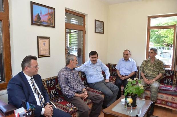 Vali Arslantaş, mahalle muhtarlıkları ve yaz Kur'an kurslarını ziyaret etti