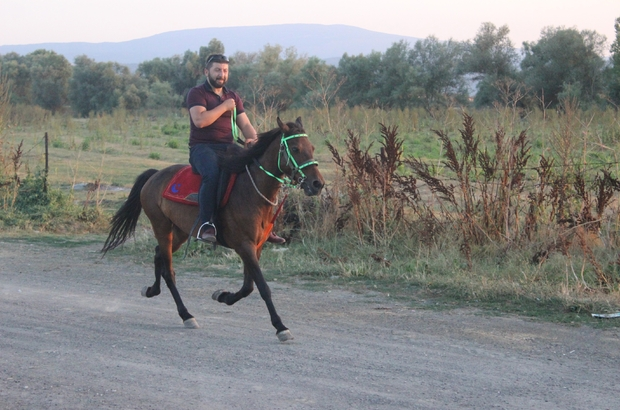 Rahvan at merakını gençlere de aşılamak istiyor