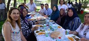 Başkan Ataç, Çifteler'de CHP Kadın Kolları Teşkilatı üyeleri ile buluştu