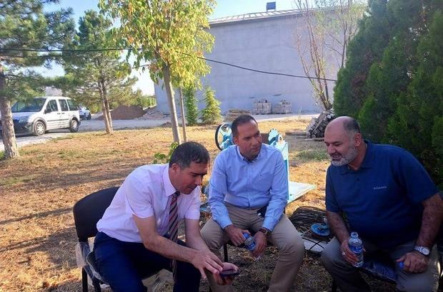 Yeni Niğde Emniyet Müdürlüğü hizmet binası yapımı hızla devam ediyor