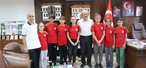 Osmanelili tekwondocular Minikler Türkiye Şampiyonasına gitti