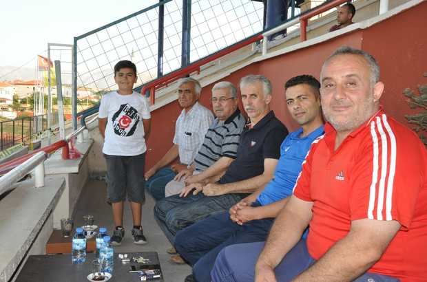 Sandıklıspor yeni sezon hazırlıklarına başladı