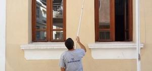 Hasan Efendi-Ramazan Paşa Kültür ve Sanat Evi'nin bakım ve onarımı yapıldı