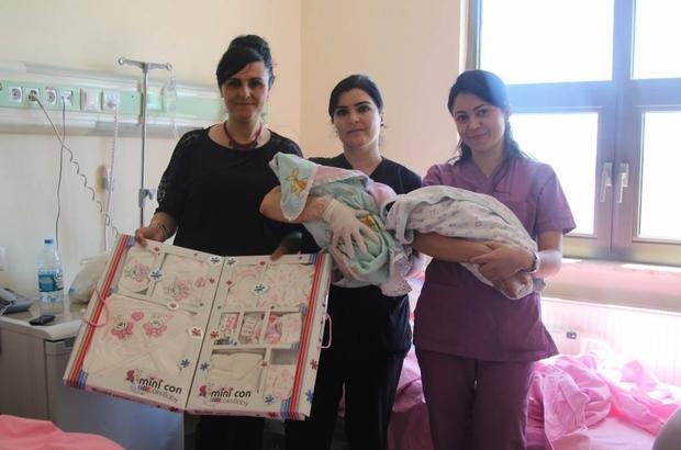 """Cihanbeyli Belediyesinden """"Hoşgeldin bebek"""" projesi"""