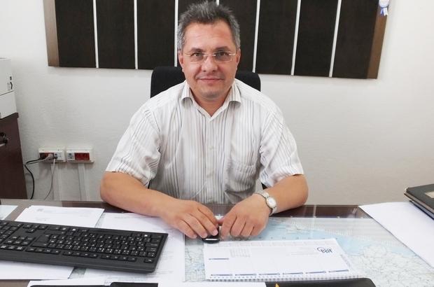 Burhaniye'de Vergi Dairesi Müdürü Murat Dönmez göreve başladı