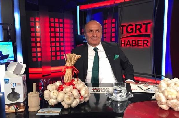Başkan Arslan, TGRT Haber ve Kanal A'ya canlı yayın konuğu oldu