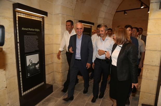 Şahinbey belediyesi tarihe ışık tutuyor