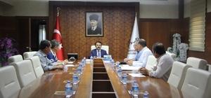 Köylere Hizmet Götürme Birliği toplantısı yapıldı