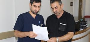 Hastalar palyatif bakım desteği ile moral buluyor