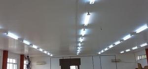 Karahayıt Mahallesi Düğün Salonu yenilendi