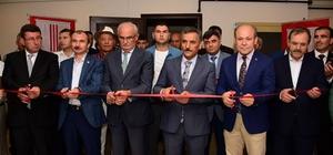 Bafra Sosyal Hizmet Merkezi açıldı