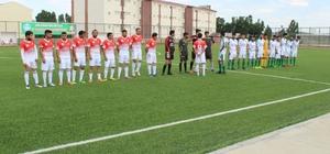 Çaldıran'da 15 Temmuz Zaferi Esnaflar Arası Futbol Turnuvası