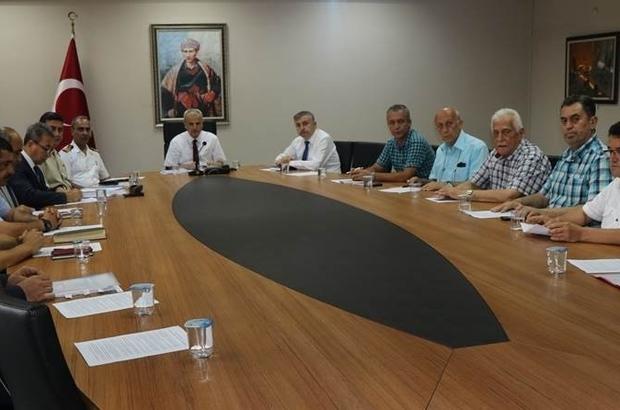Bartın'da İl Spor Güvenliği Kurulu toplandı