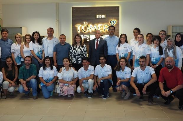 Günay ve Gönen Yunus Emre Enstitüsü öğrencileri ile buluştu