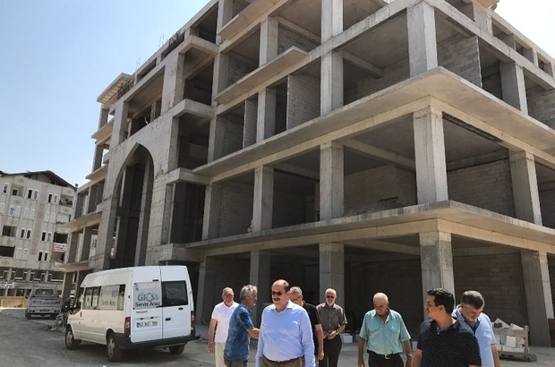 Fatsa'nın binası Konya'ya örnek oldu